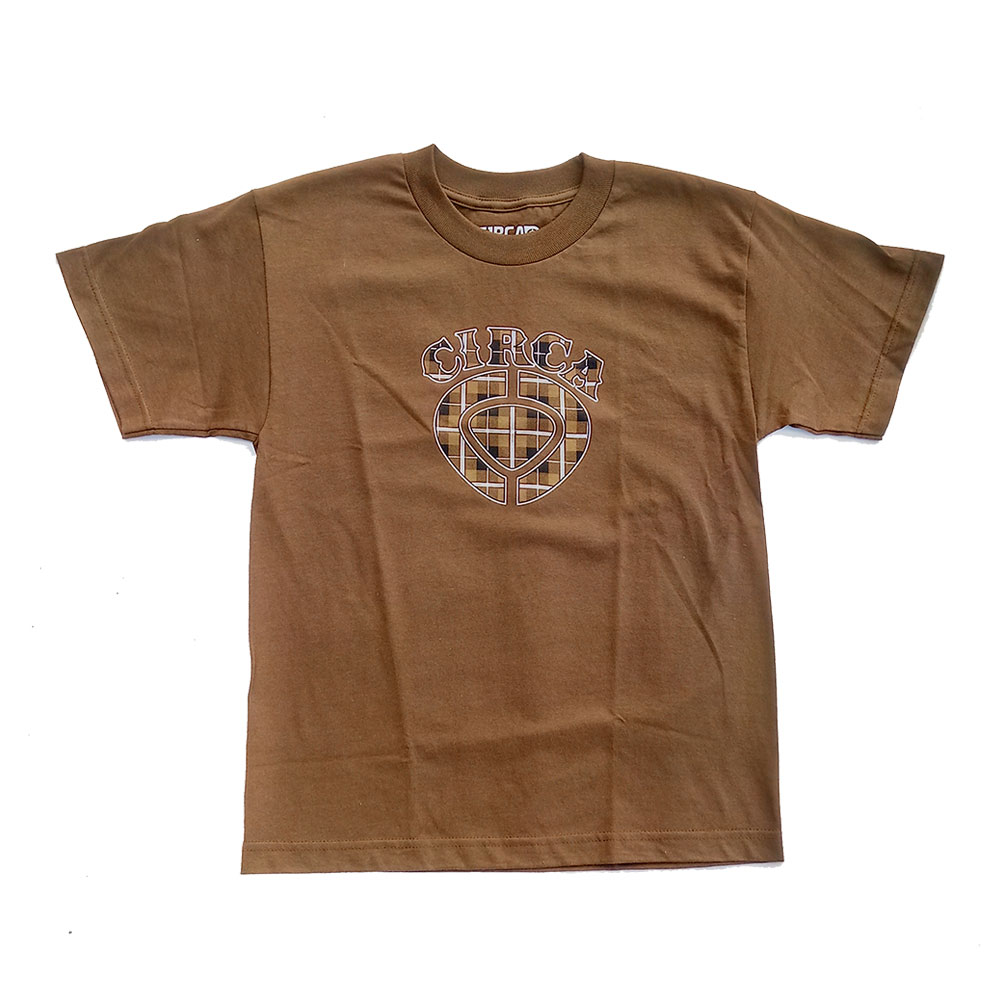 C1rca Plaid Icon Coffee Παιδικό T-Shirt
