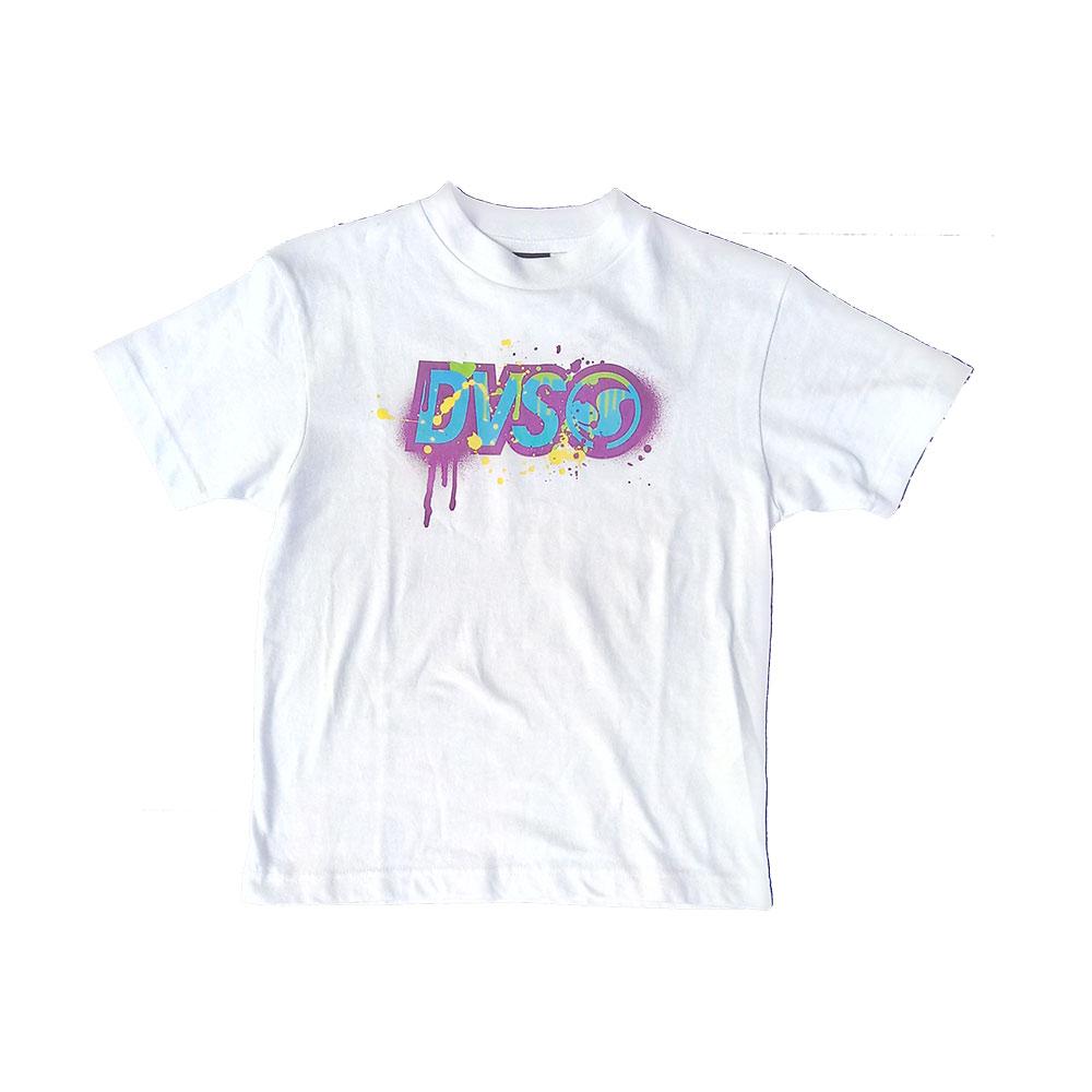Dvs Masterpiece White Παιδικό T-Shirt