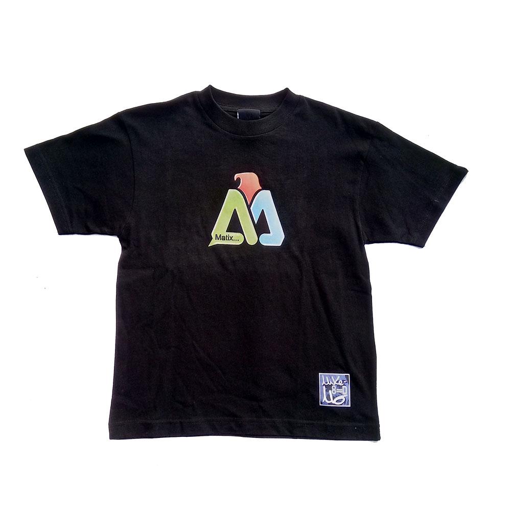 Matix Mo Black Kid's T-Shirt