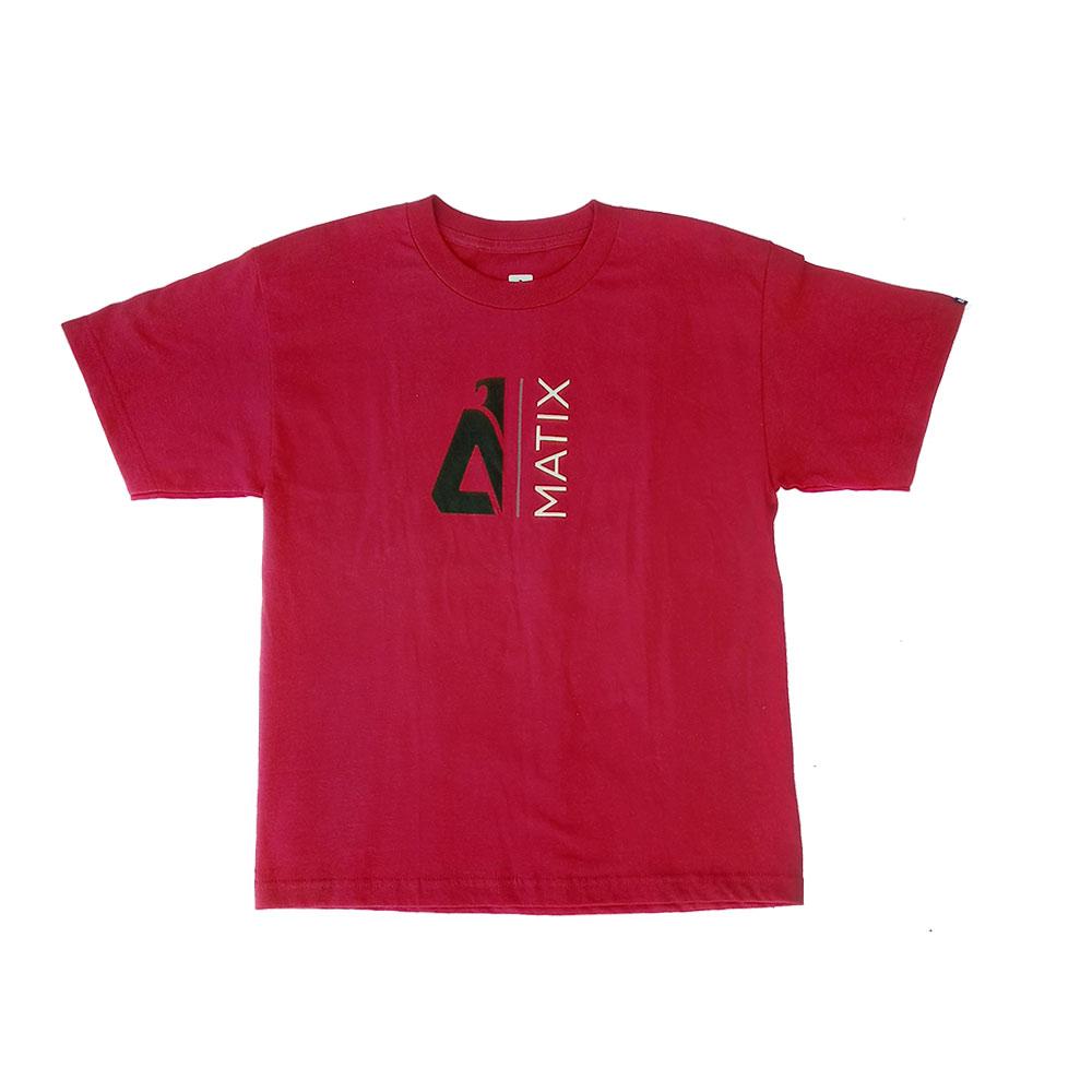 Matix Monocut Card Red Παιδικό T-Shirt