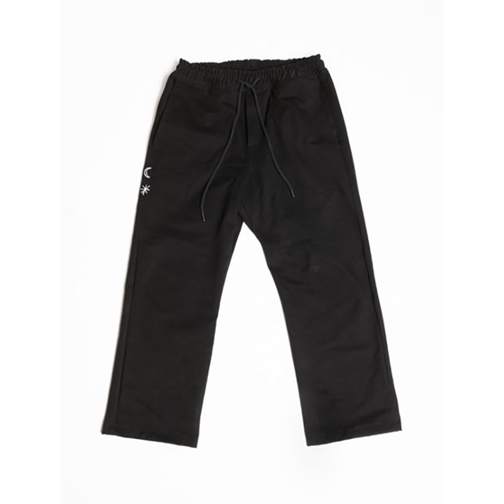 Screw Loose Black Men's Pants