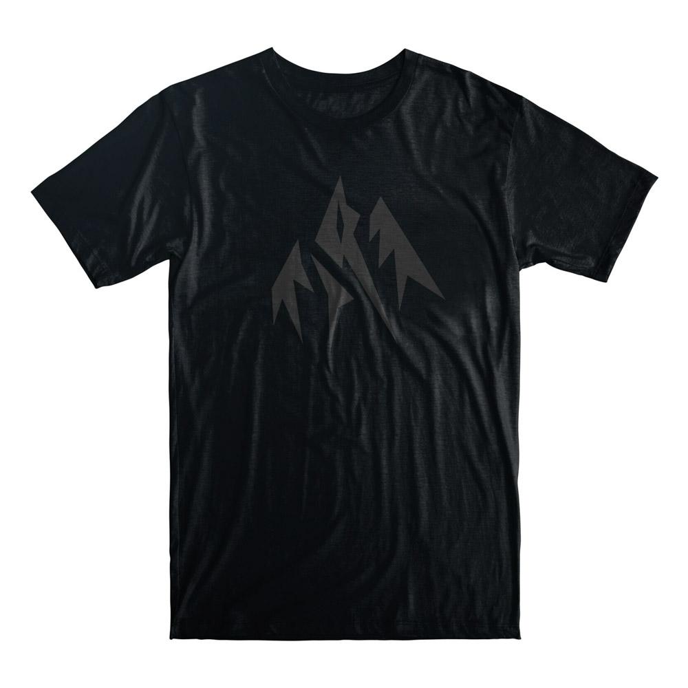 Jones Mountain Journey Black Ανδρικό T-shirt