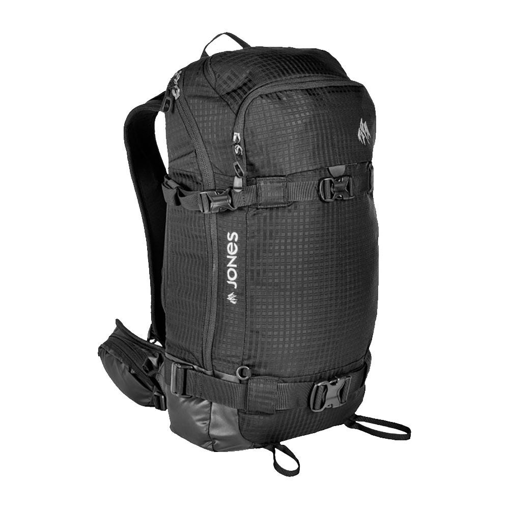 Jones Dscnt R.A.S. Black 32L Backpack