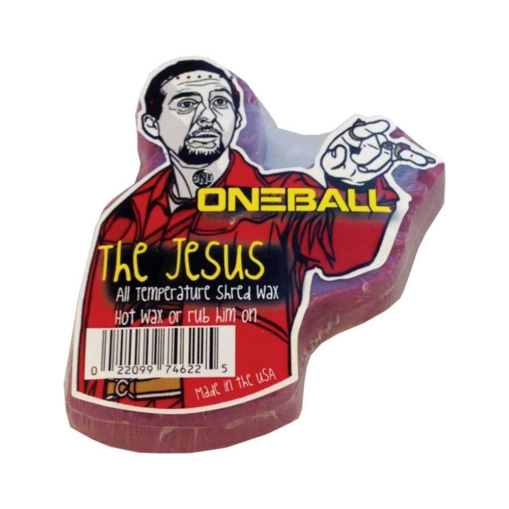 Oneball The Jesus (160gr) Snow Wax