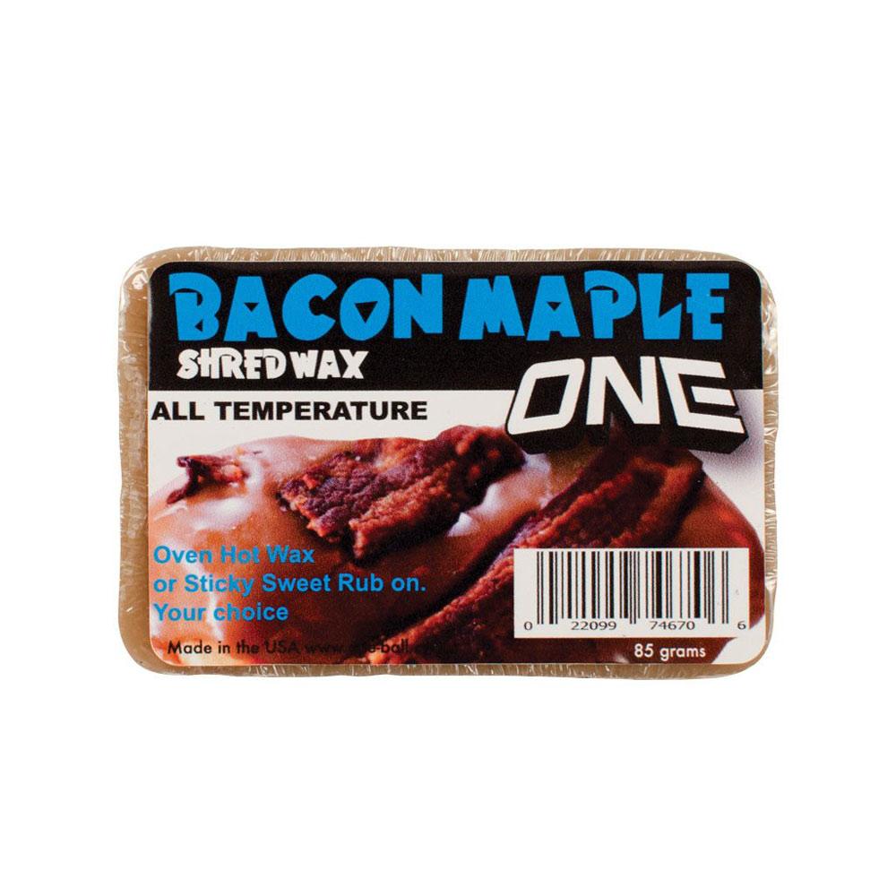 Oneball Maple Bacon (85gr) Snow Wax