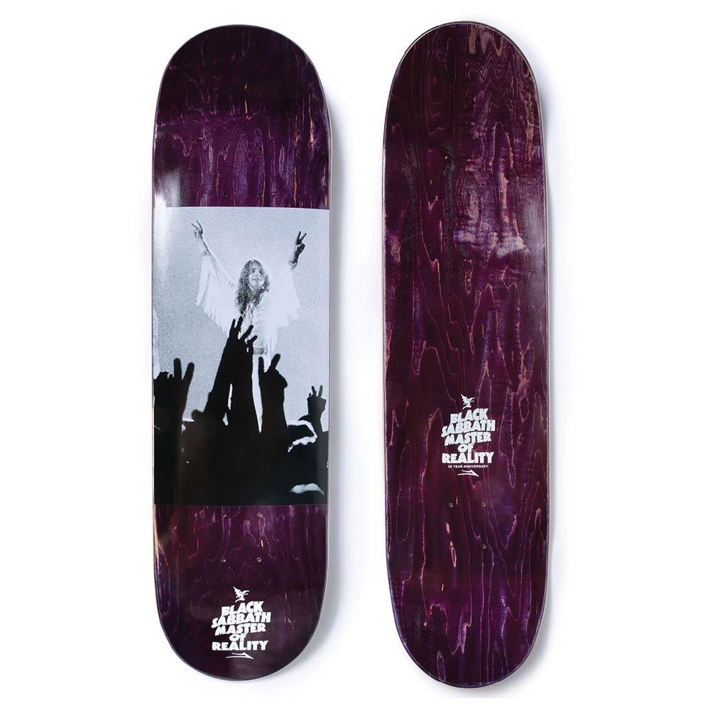 Lakai X Black Sabbath Tour Photo Skate Deck