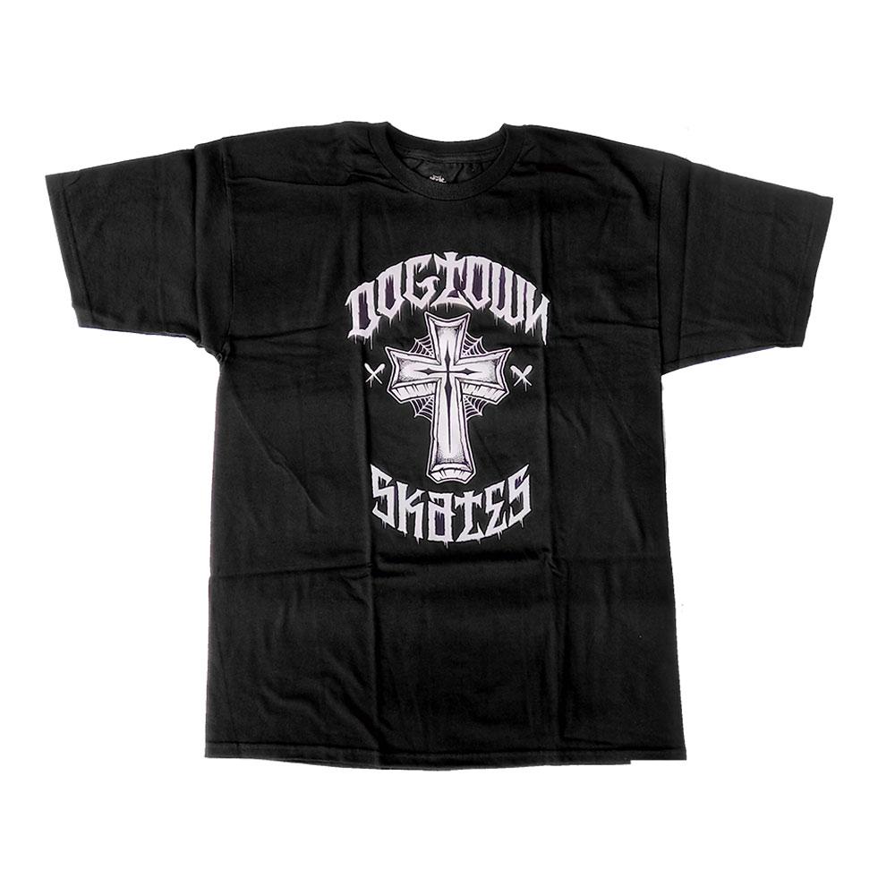 Dog Town Grimy Black Αντρικό T-Shirt