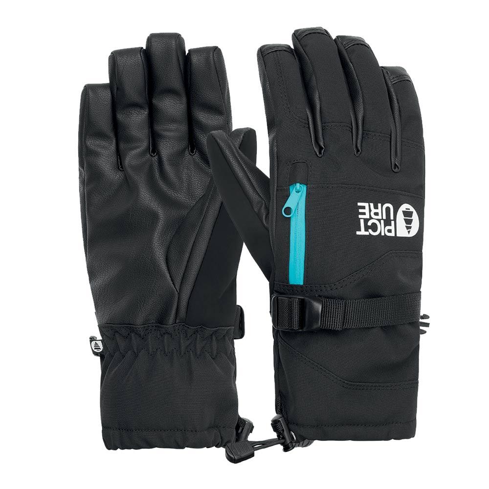 Picture Palmer Black Women's Glove