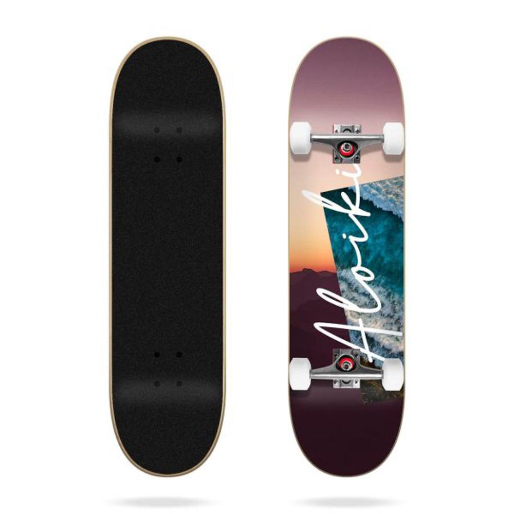 Aloiki Beach 8.0 Complete Skateboard