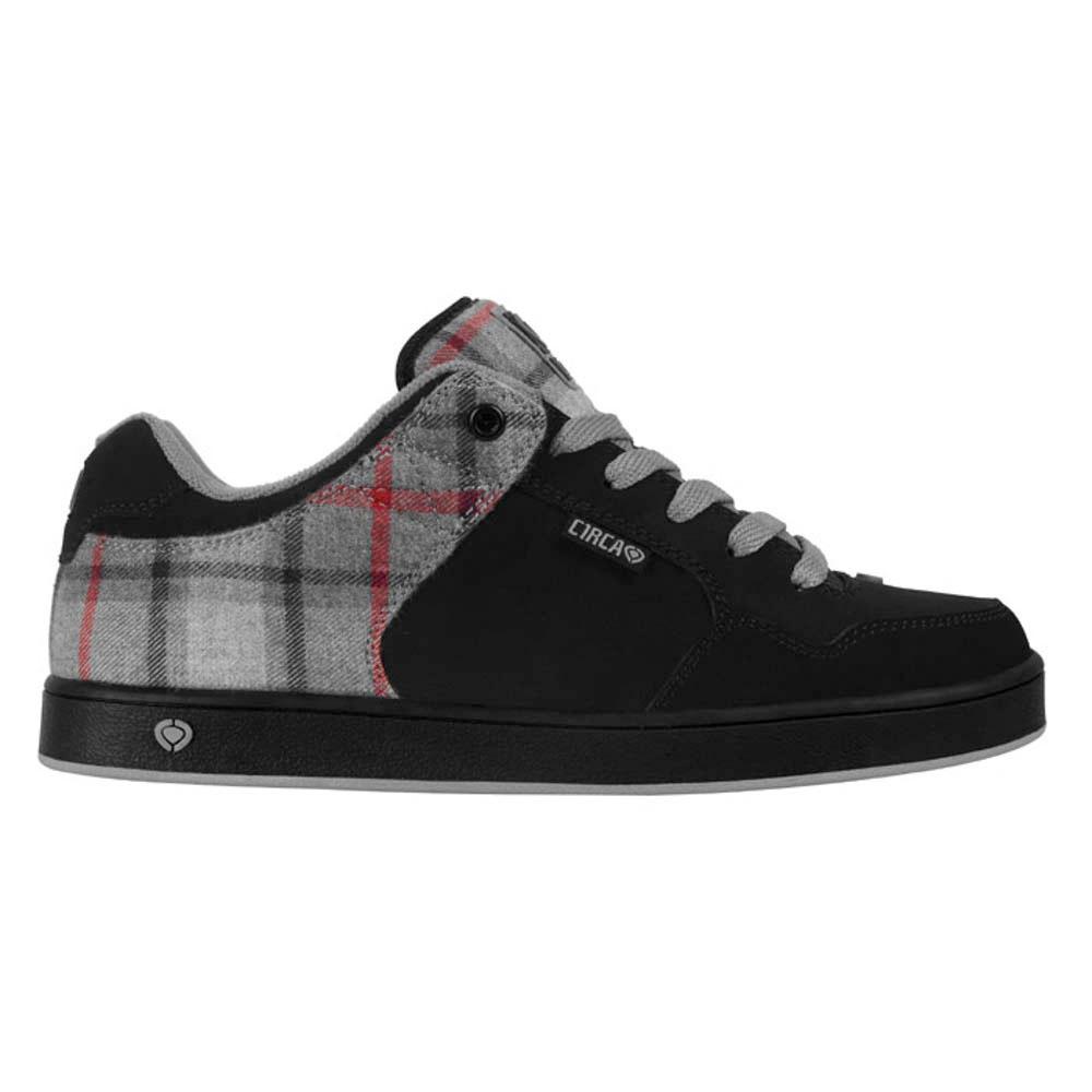 C1rca 205evo Black/Grey/Plaid Men's Shoes