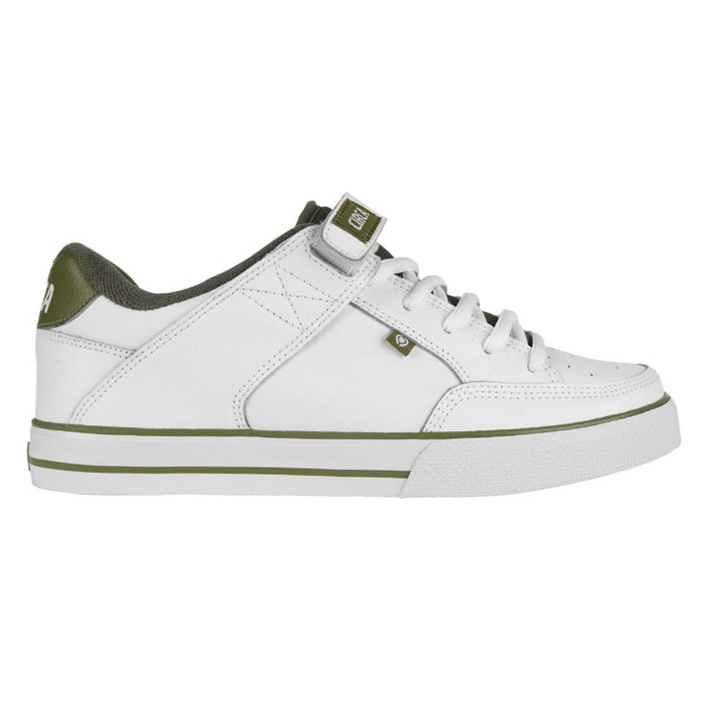 C1rca 205vlc Army Green White Men's Shoes