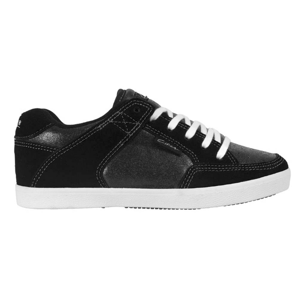 C1rca 205vulc Black/White/Rasp Women's Shoes