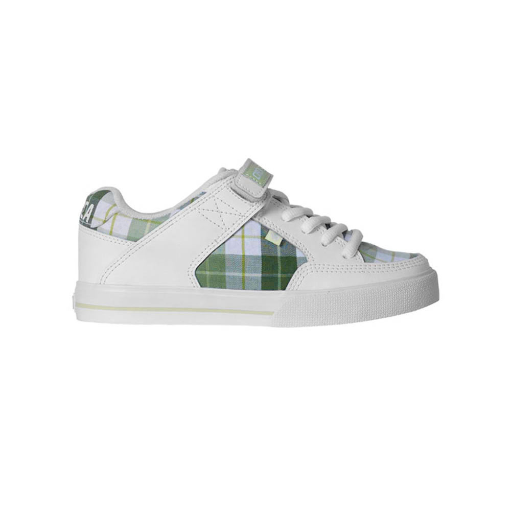 C1rca 205vulc White/Green/Original Women's Shoes
