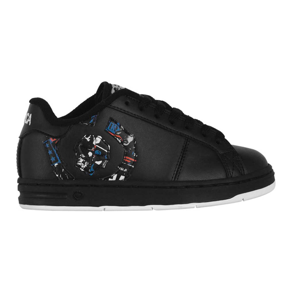 C1rca 211bold Black/Pol Kid's Shoes