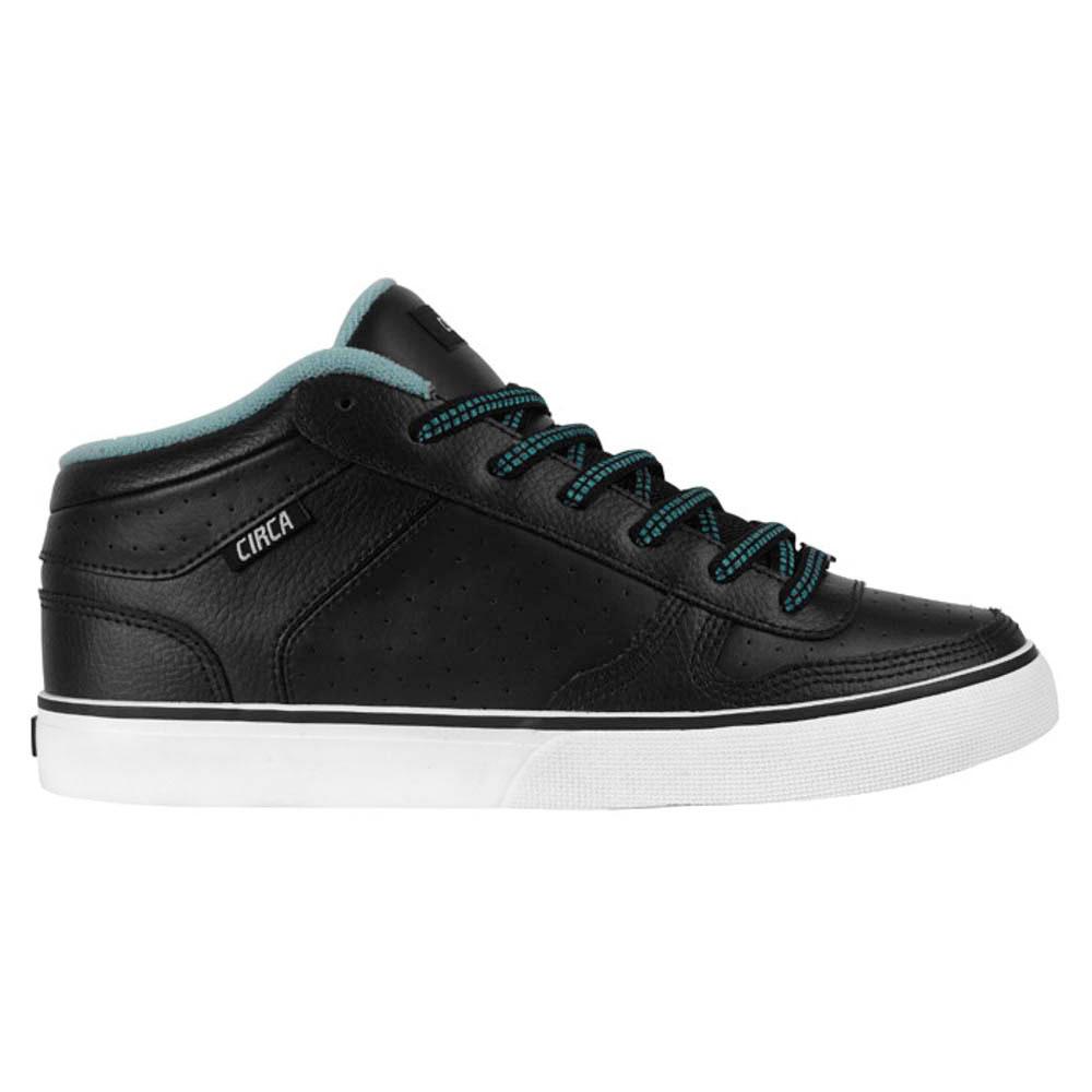 C1rca 8track Black/Pool Men's Shoes
