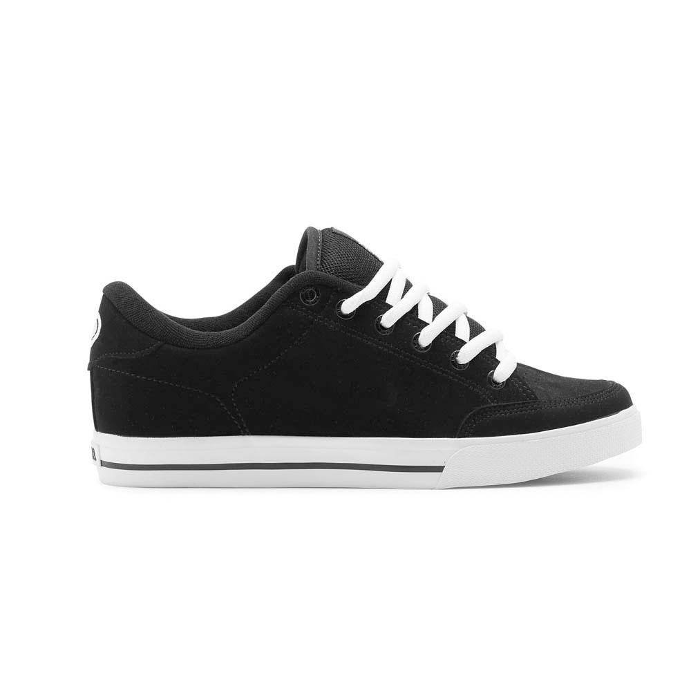 C1rca AL50 Black White Men's Shoes