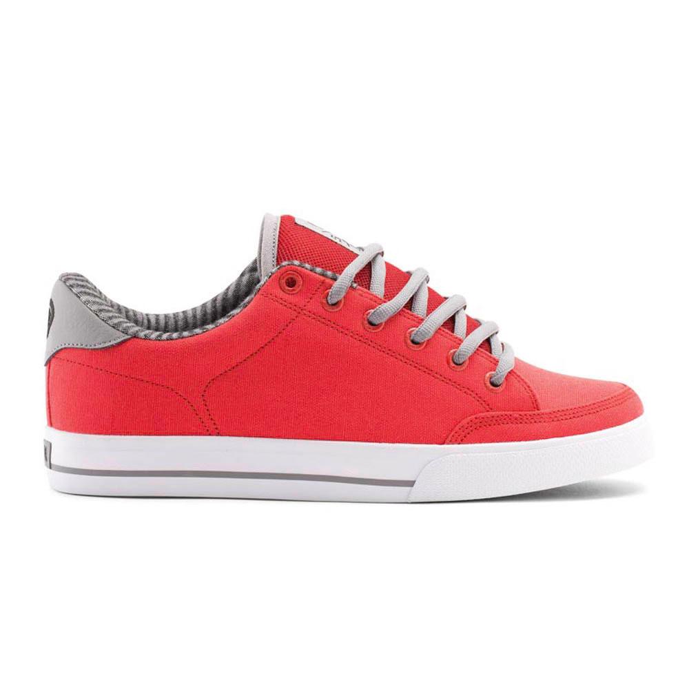 C1rca AL50 Pompeian Red/ Black Men's Shoes