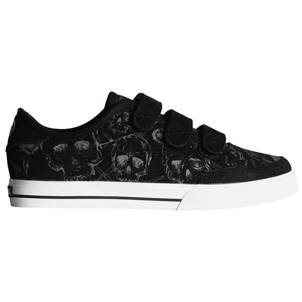 C1rca AL50v Black/Skull/Sketch Men's Shoes