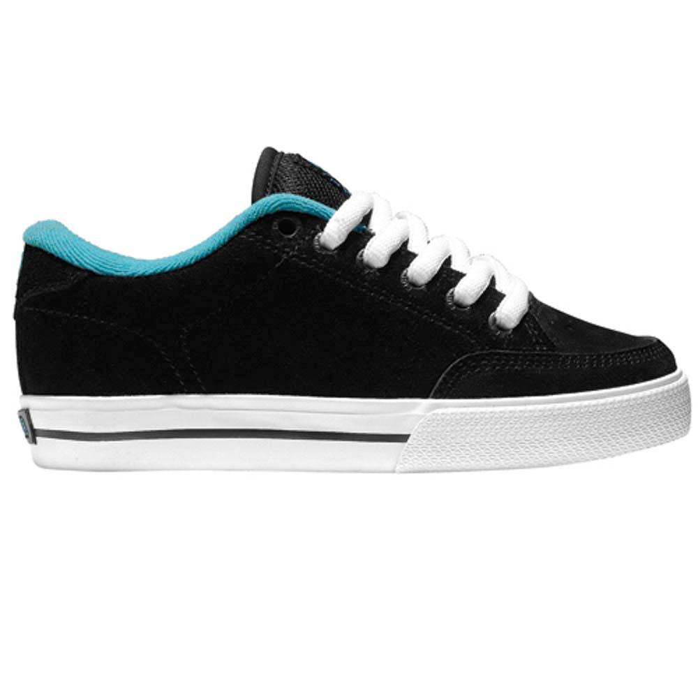 C1rca Alk50 Black Scuba Blue Kid's Shoes