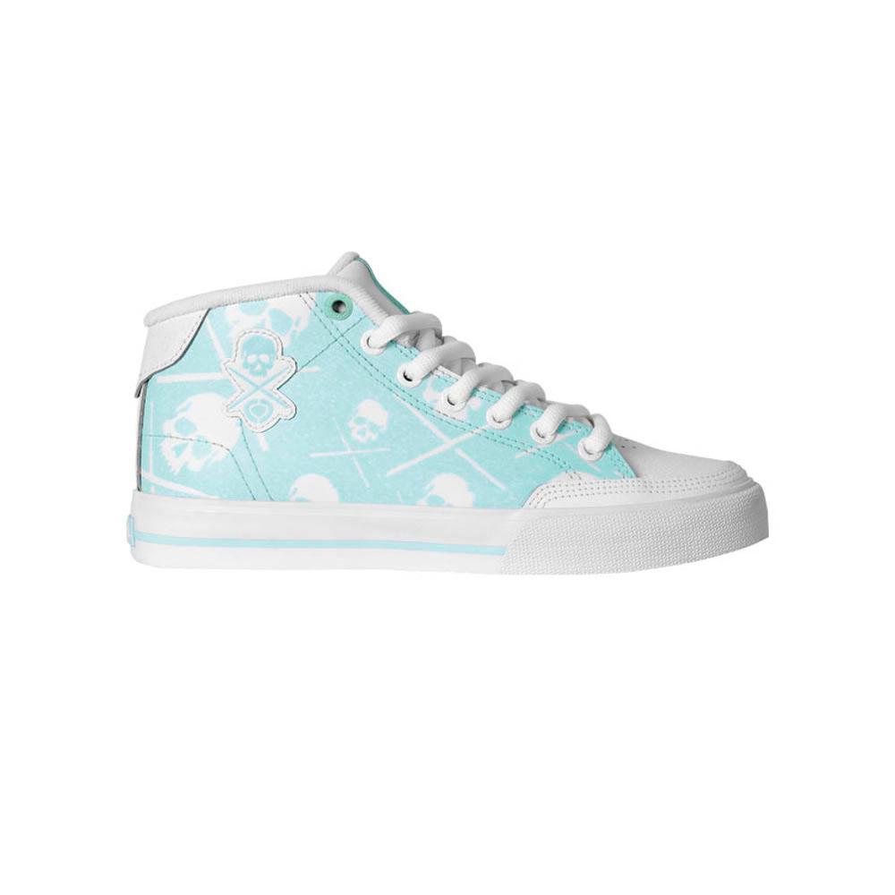 C1rca Alw50mid Mint/White/Cars Women's Shoes