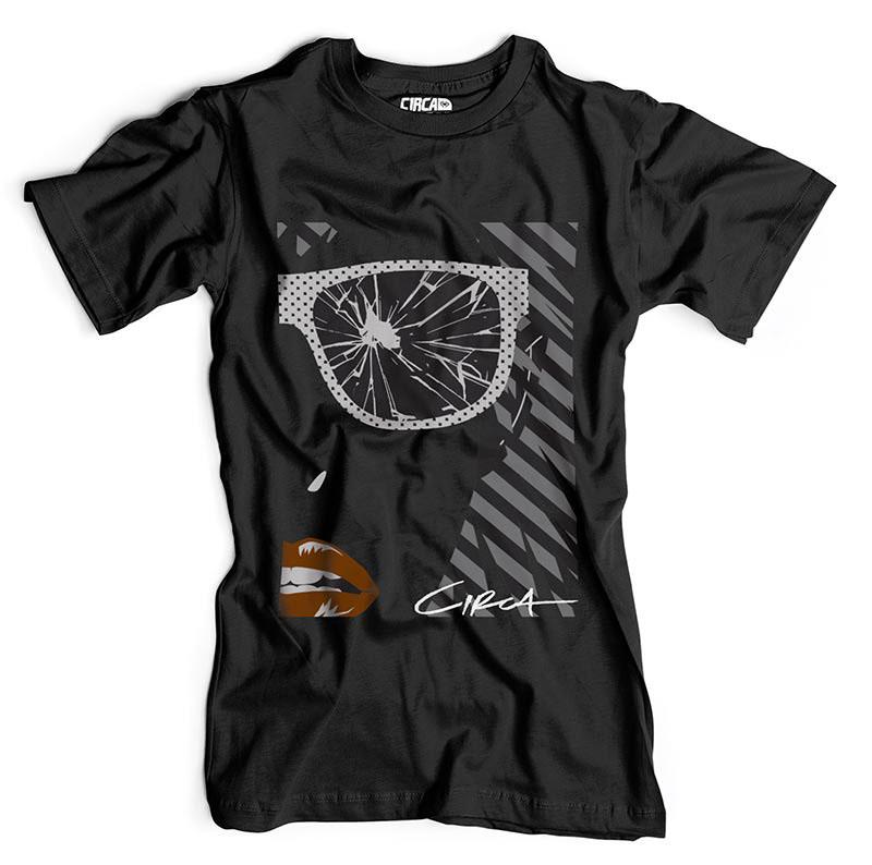 C1rca Andrew Black T-Shirt