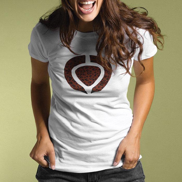 C1rca Animal Icon White Women's T-Shirt