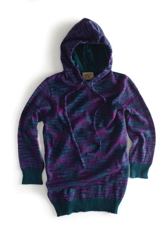 C1rca Apocalypse Dark Teal Women's Sweater