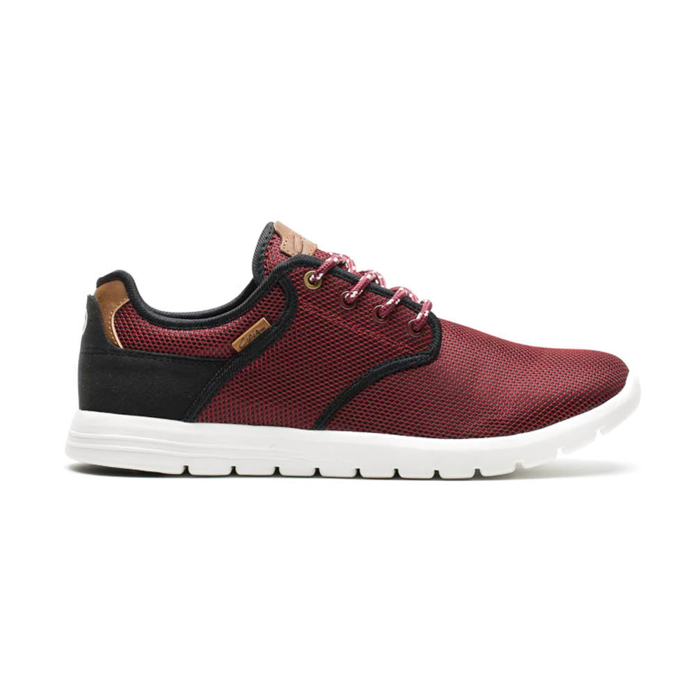 C1rca Atlas Burgundy Brown Men's Shoes