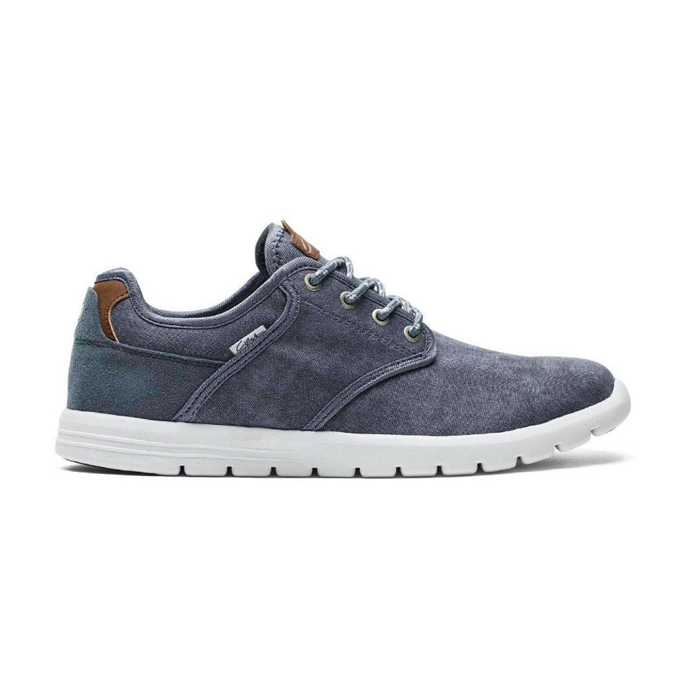 C1rca Atlas Washed Blue White Ανδρικά Παπούτσια