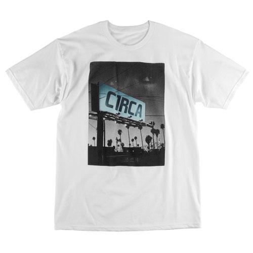 C1rca Billboard White Men's T-Shirt