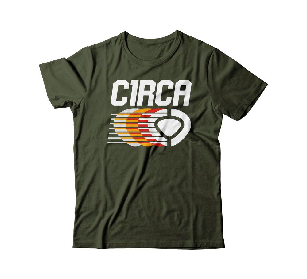 C1rca C1 Military Green Men's T-Shirt