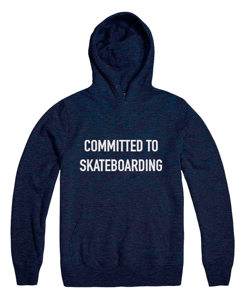 C1rca Committed Navy Hood