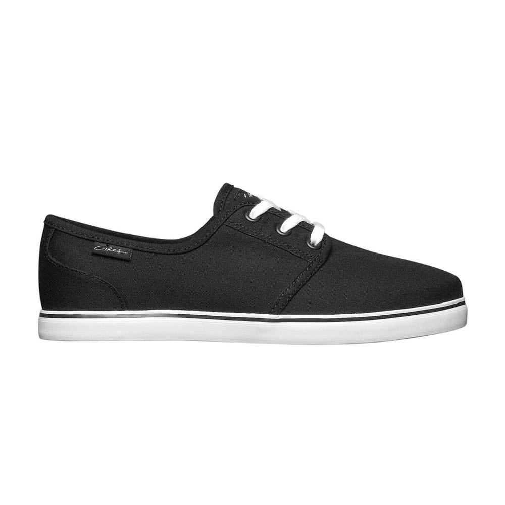 C1rca Crip Black/White Men's Shoes