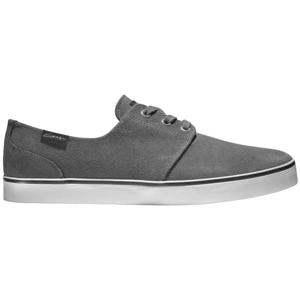 C1rca Crip Charcoal/White Men's Shoes