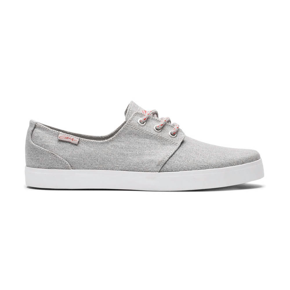 C1rca Crip Gray Washed/ White Men's Shoes