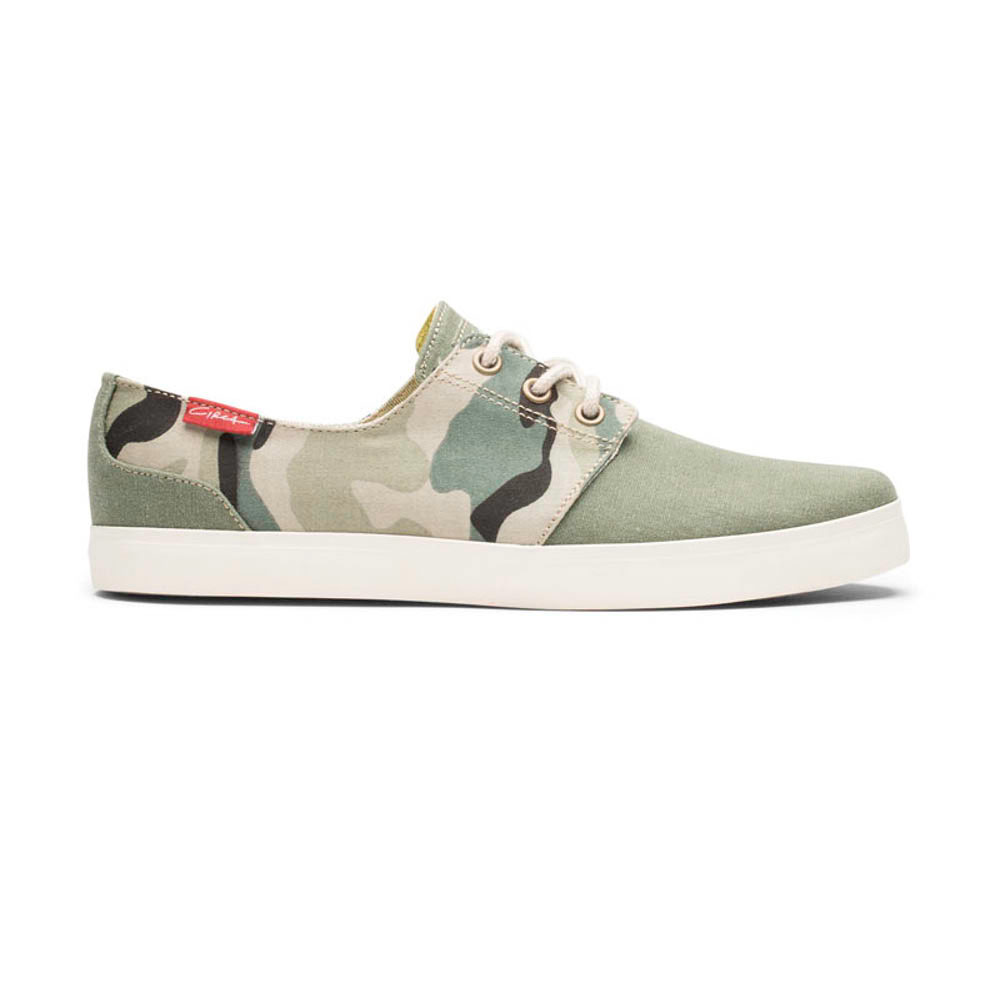 C1rca Crip Kakhi Camo Men's Shoes