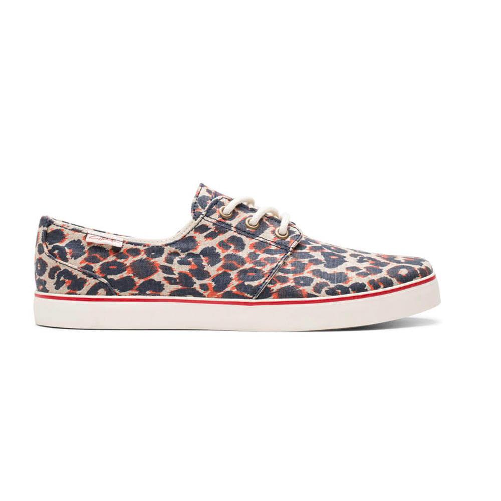 C1rca Crip Leopard/ Bone White Men's Shoes