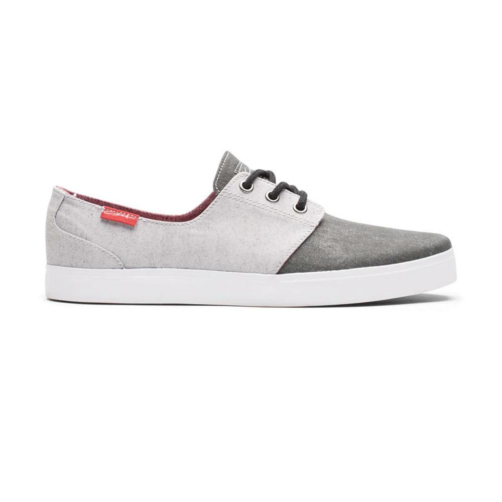 C1rca Crip Stone Chambray Wash Canvas Men's Shoes