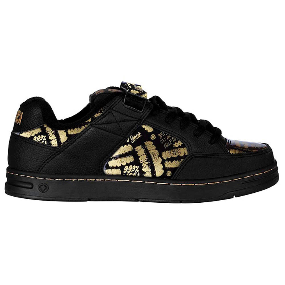 C1rca CX205 Black Gold Grillz Men's Shoes
