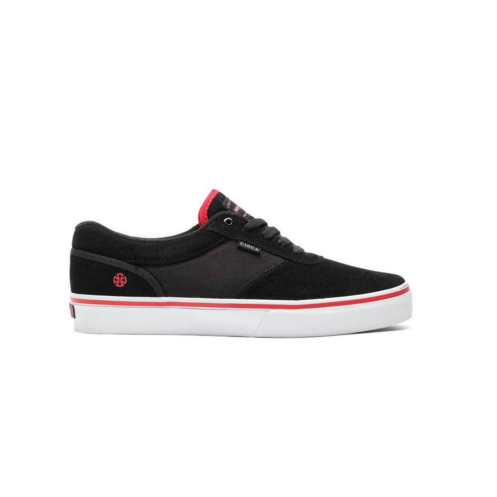 C1rca David Gravette X Independent Indy/Black/White Ανδρικά Παπούτσια