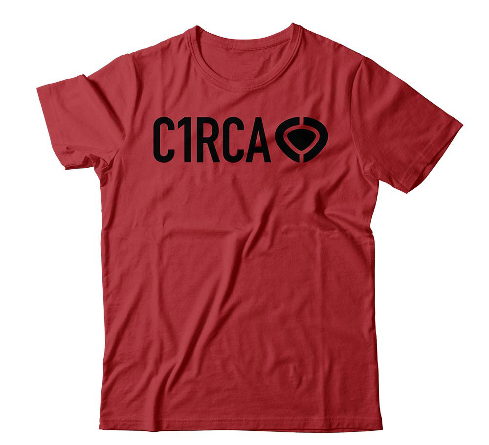 C1rca Din Icon Red Ανδρικό T-Shirt