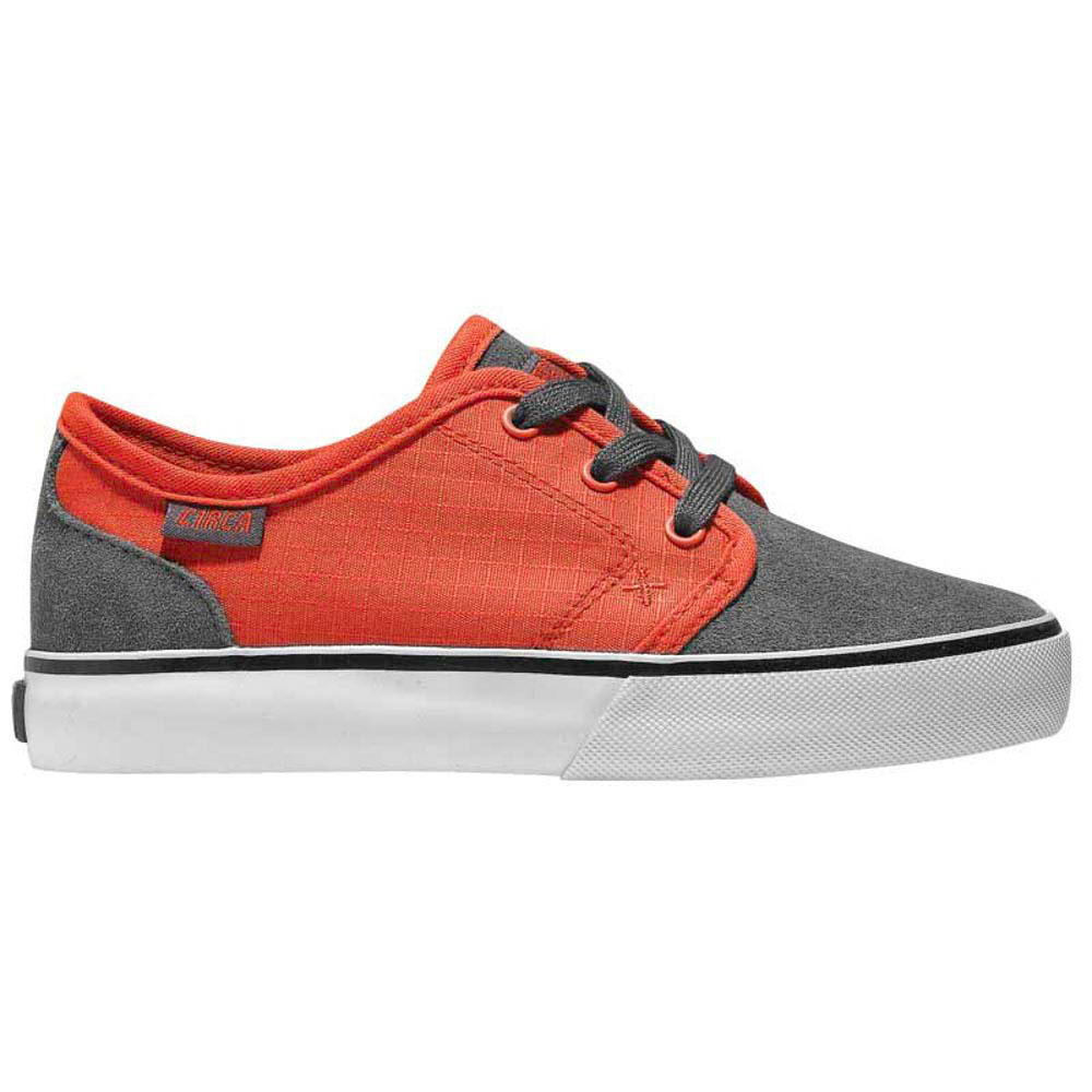 C1rca Drifter Red Orange Kid's Shoes