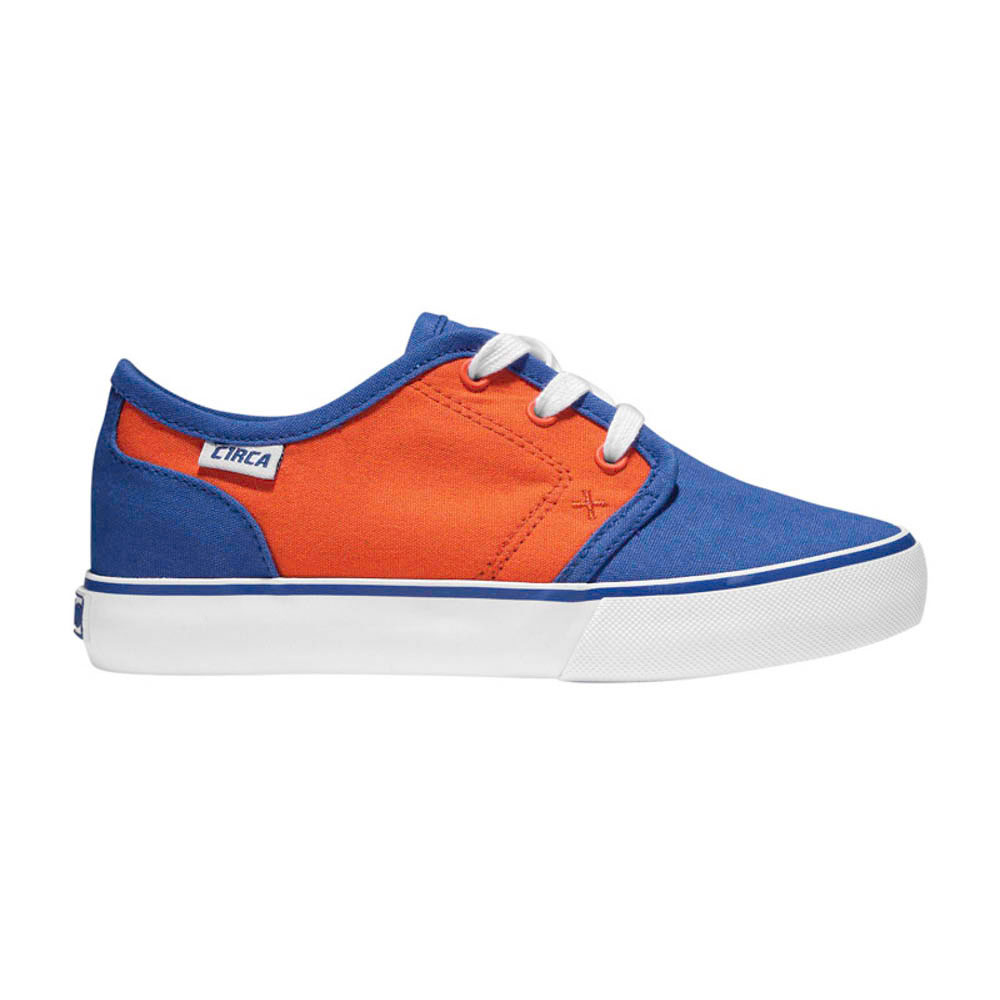 C1rca Drifter Turkish Sea/Popsicle Orange Kid's Shoes