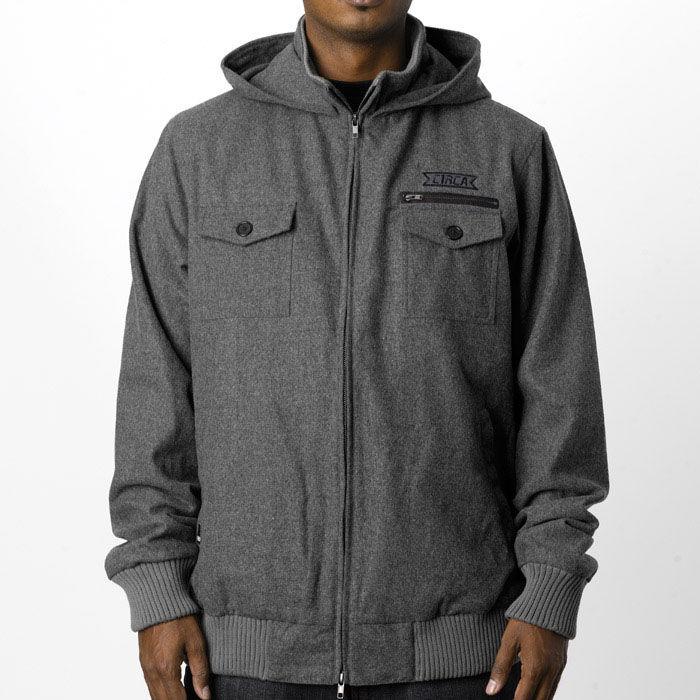 C1RCA FIELD PEWTER JACKET