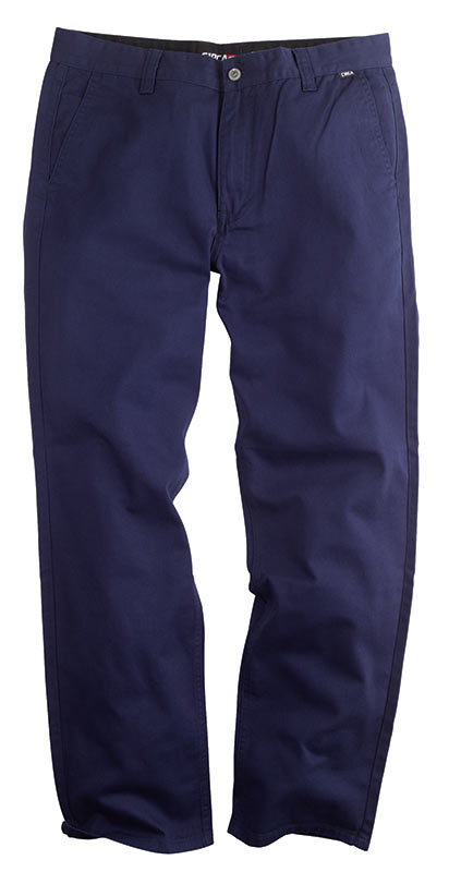 C1rca Flat Front Chino Estate Blue Αντρικό Παντελόνι