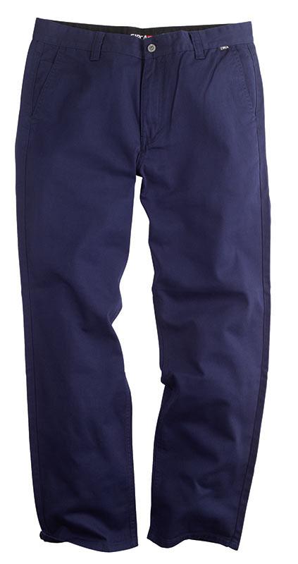 C1rca Flat Front Chino Estate Blue Men's Pants