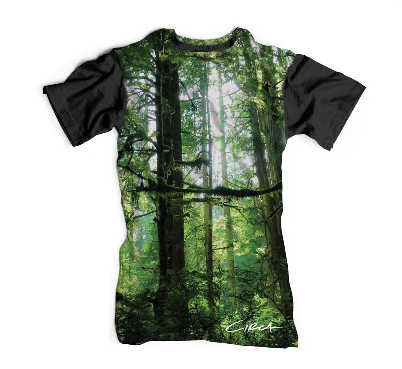 C1rca Forest White Γυναικείο T-Shirt