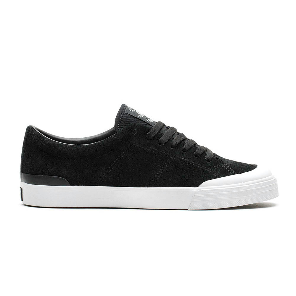C1rca Fremont Lowcard Black White Men's Shoes