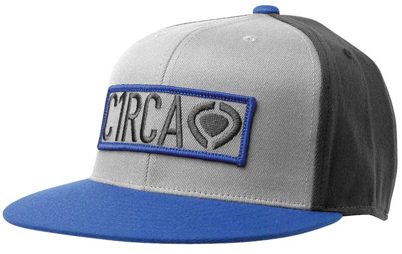 C1rca Game 210 Fitted Royal Blue Hat