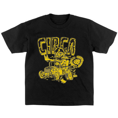 C1rca Grimey Black Kid's T-Shirt